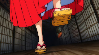 ワンピースアニメ990話   ヤマト 雷鳴八卦 Yamato   ONE PIECE Beast Pirates
