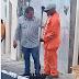 SIMÕES FILHO: Vereador acompanha andamento das obras nas ruas Topázio e Diamantina