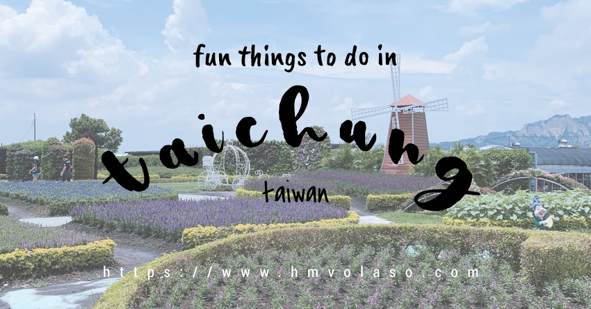 Things to do in Taichung, Taiwan