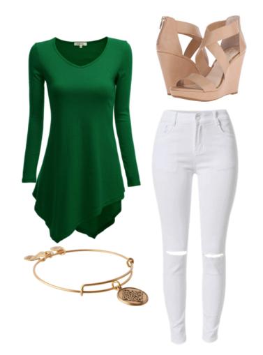 St Patricks Day Outfit Ideas Kick Back With Cate