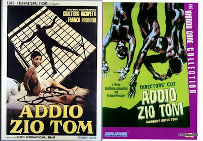 Прощай, дядя Том / Addio zio Tom / Goodbye Uncle Tom. 1971. DVD.