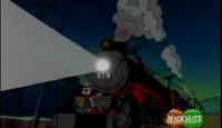 Oye Arnold - El Tren Fantasma (Temporada 1 Capítulo 8.2)