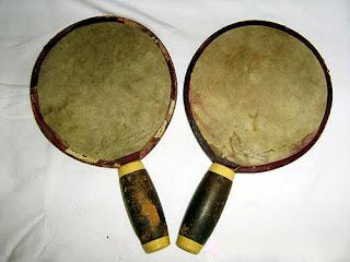 raquetas tenis mesa antiguas