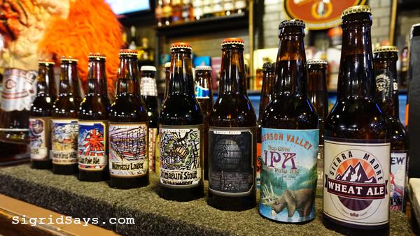 Brewery Gastropub Iloilo restaurant - beer bar