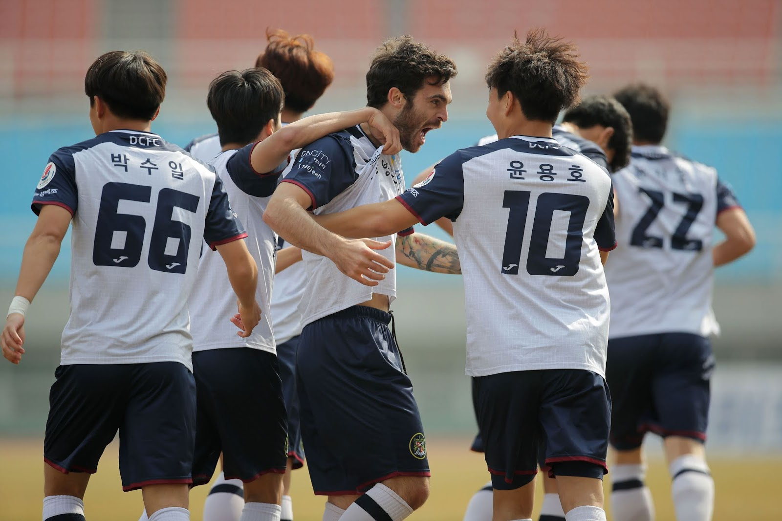 Preview: Jeonnam Dragons vs Daejeon Citizen K League 2 Round 2 Aurelian Chitu
