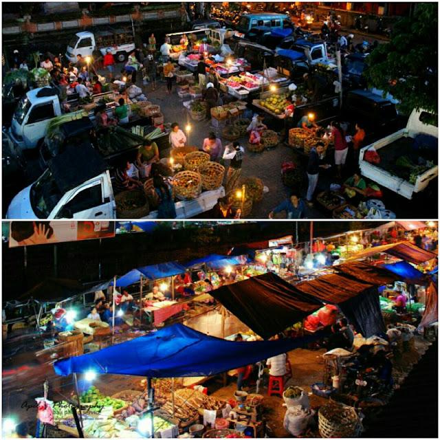 Tempat Wisata Kuliner di Bali yaitu Sanur Night Market