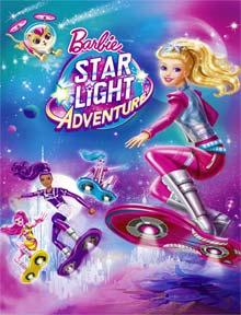 Ver Barbie en una aventura espacial (2016)