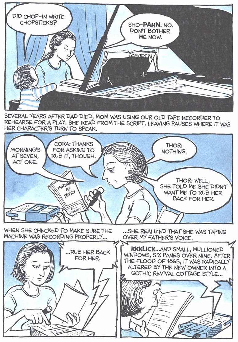 Read Fun Home: A Family Tragicomic - Chapter 5, Page 11