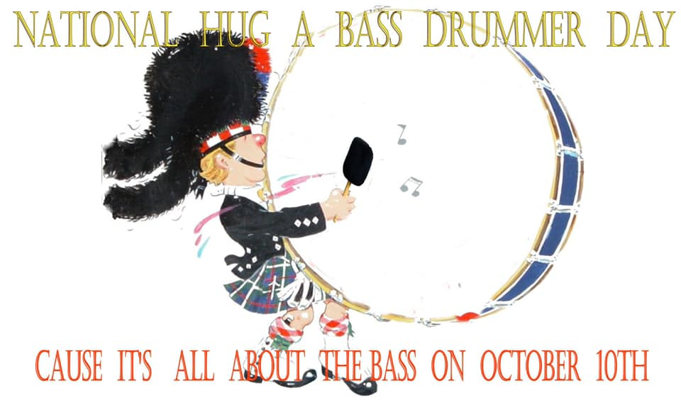 National Hug a Drummer Day Wishes Photos