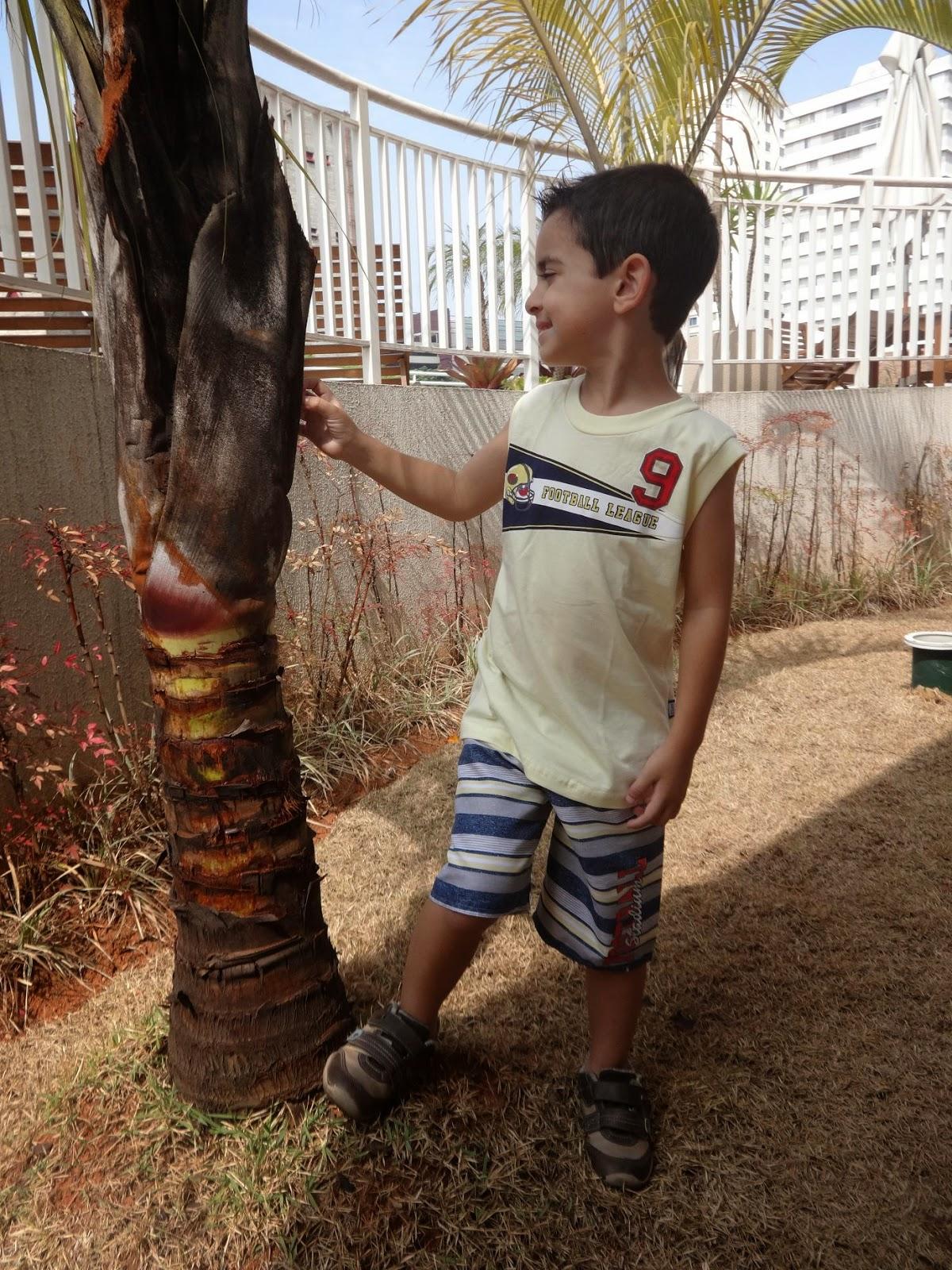 Mãe Sem Frescura - Looks de Verão para Meninos – Flavio veste Elian