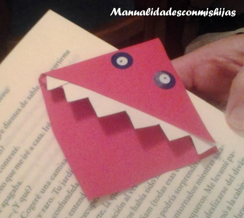 dia-internacional-del-libro-marcapaginas-monstruos