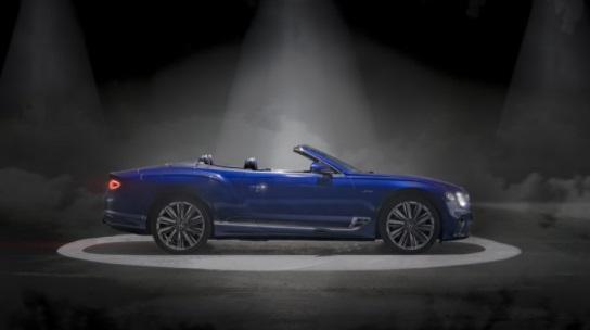 Bentley Continental GT Speed convertable versi