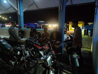 Operasi Yustisi Polsek Segeri Putus Penyebaran Covid 19 di Terminal Segeri