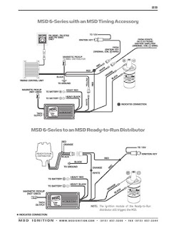 Wiring Diagram Blog: Msd 6a Ignition Box Wiring Diagram