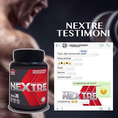 Testimoni Nextre