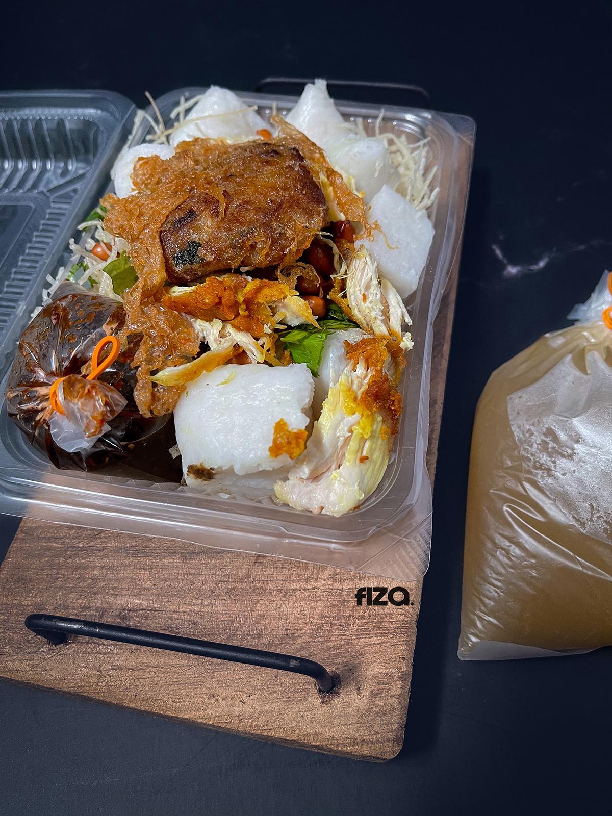 Soto Ayam Peladang Cafe