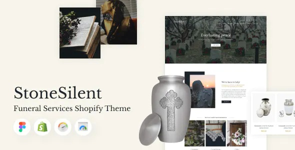 Best Funeral Services Shopify Theme