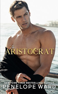 The Aristocrat by Penelope Ward Book cover on Kindle Crack