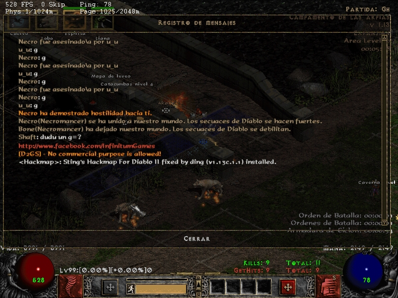 usuario *Necromancer *Amazon   eZ kbiola* Screenshot011