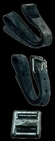 Снаряжение для подводной охоты (Грузовые пояса)