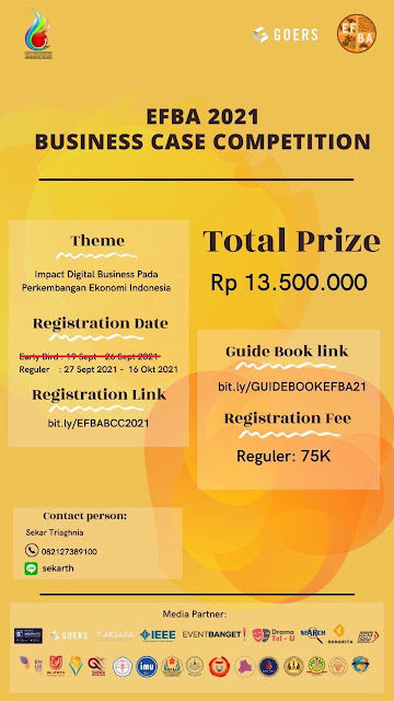 BUSINESS CASE COMPETITION