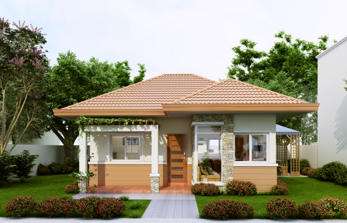 house plan details - Small House Design Images