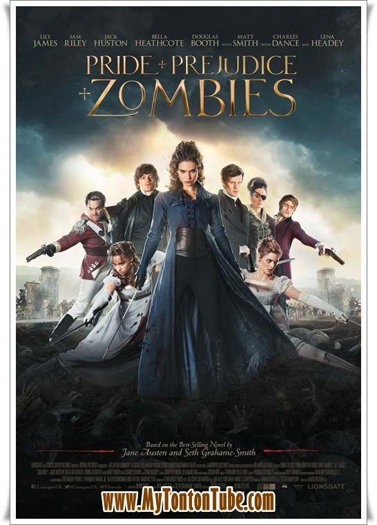 Film Pride and Prejudice and Zombies (2016) - Full Movie