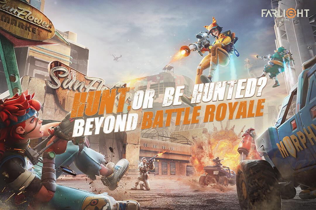 Farlight 84 - Battle Royale Mobile Game