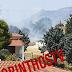 Μεγάλη φωτιά στην Κυρά Βρύση Κορινθίας, απειλούνται σπίτια