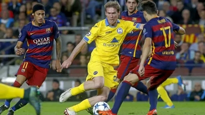 Hleb: I behaved like a fool at Barcelona