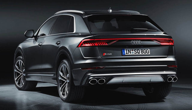 Audi SQ8 Debuts With Blazing 429-HP Turbodiesel Mild Hybrid