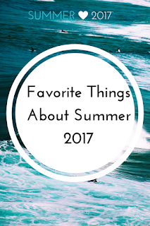favorite things summer 2017 beach swimming waves