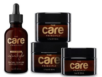 Absorb goodness from your skin care routine with The Care Principle!