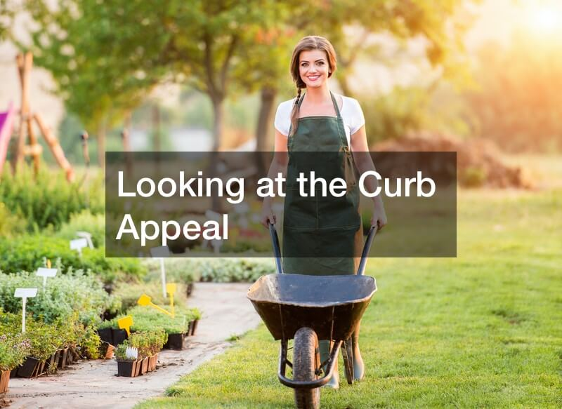 Looking at the Curb Appeal