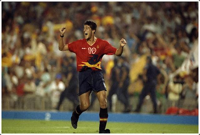 Kiko Narvaez Spain Olympics 1992