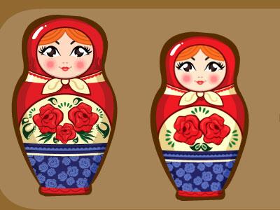 Play Yolk Matryoshka Doll Hous…