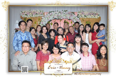 THE WEDDING OF ERIC & VONNY 10082019 @INNA BALI HERITAGE