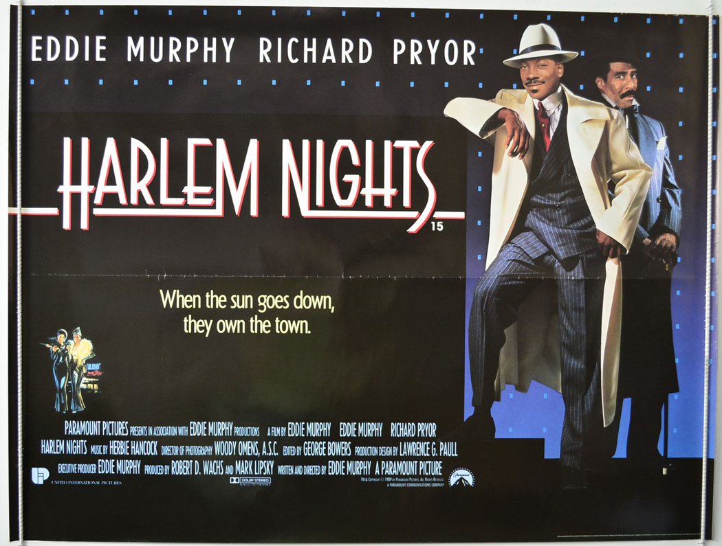 Waiching's Movie Thoughts & More : Retro Review: Harlem