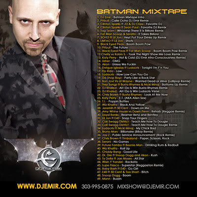DJ Emir Batman Mixtape
