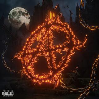 Copertina di Anarchy, il nuovo album di Lil Tracy.