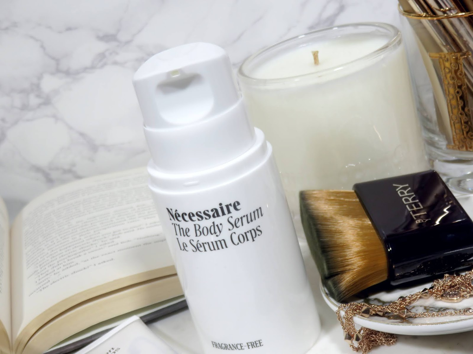 Necessaire The Body Serum Review