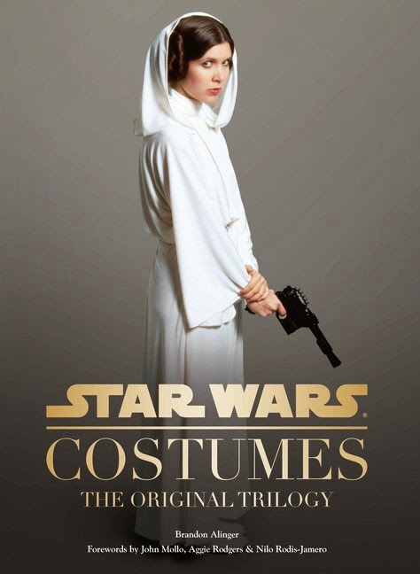 Picture of Star Wars Costumes: The Original Trilogy book cover