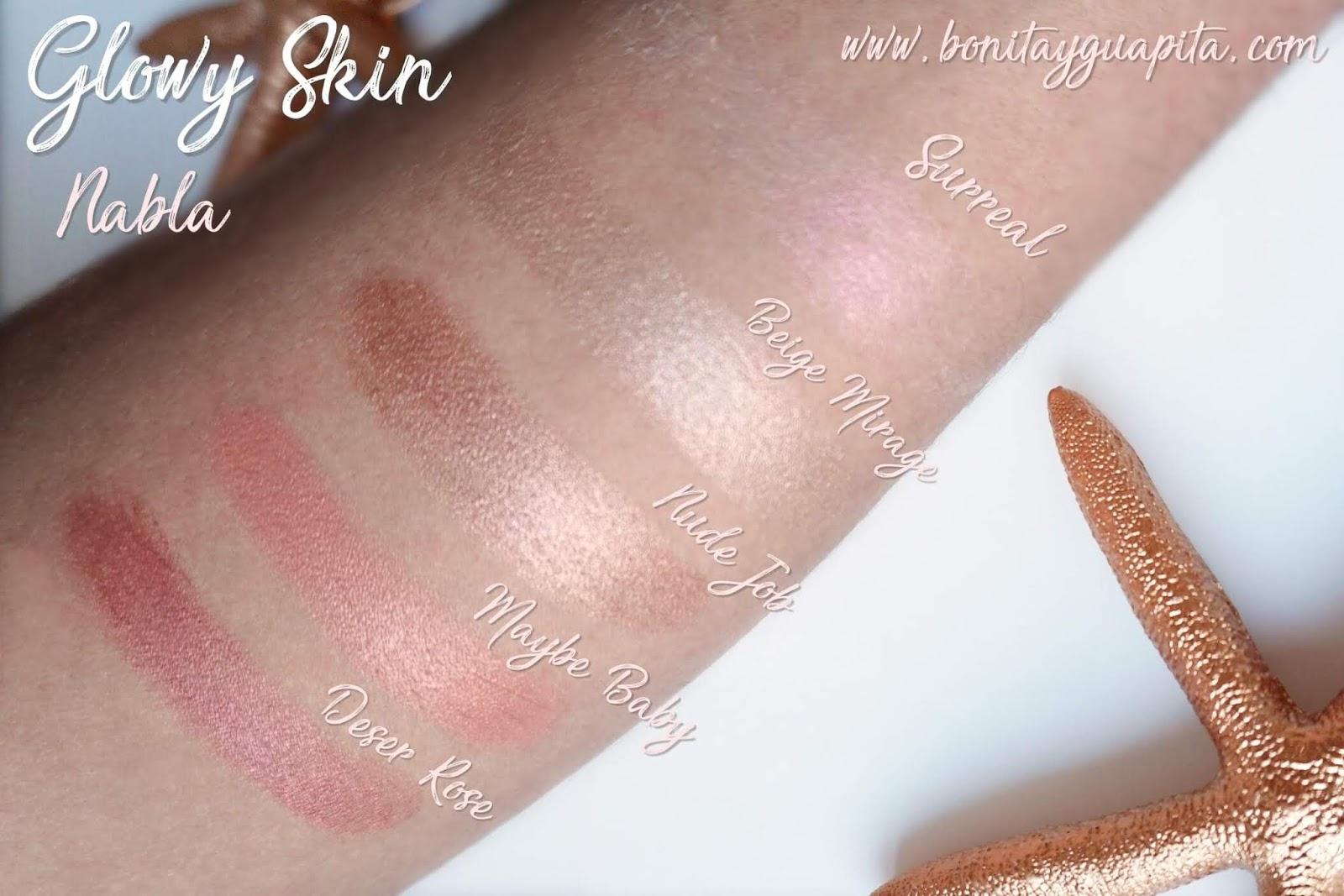 nabla glowy skin stick