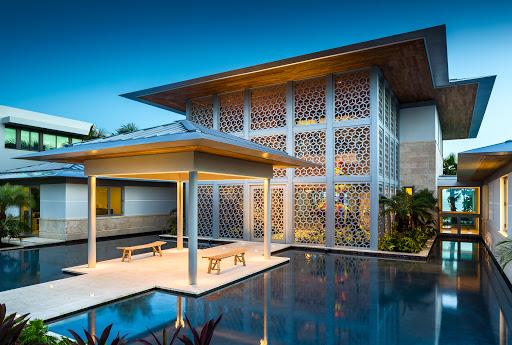 asian tropical house design