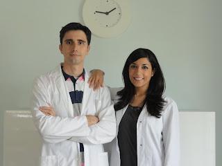 María Astudillo y Roberto Cabo, fundadores del BLOG de ALEA Consulta dietética y aleaDIETS