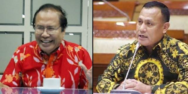 Rizal Ramli Minta Firli Bahuri Bongkar 21 Juta Data Ganda Penerima Bansos Dan Penyalur Abal-Abal