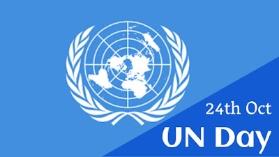 United Nation Day : 24th October