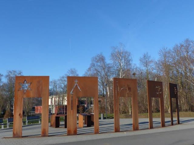 Lippepark Hamm Haldenzeichen Schacht Franz Ruhrgebiet Ruhrpott Industriekultur Ausflug Halde