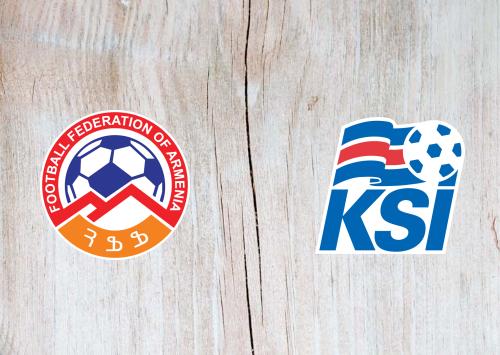 Armenia vs Iceland -Highlights 28 March 2021