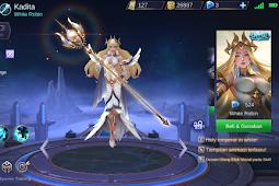 Cara Mendapatkan Skin Kadita White Robin Mobile Legends, Gratis ?